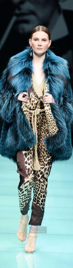 Carlo Tivioli per linverno 120514 Leopard Fashion, Animal Print Fashion, Fur Fashion, Fashion Prints, High Fashion, Animal Prints, Leopard Animal, Cheetah, Fabulous Furs