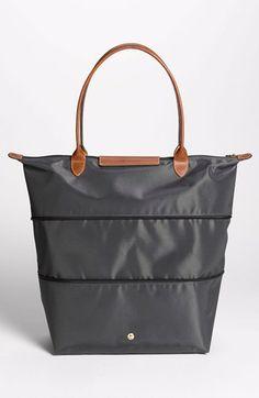 Longchamp 'Le Pliage' Expandable Tote, Large (Nordstrom Exclusive) | Nordstrom