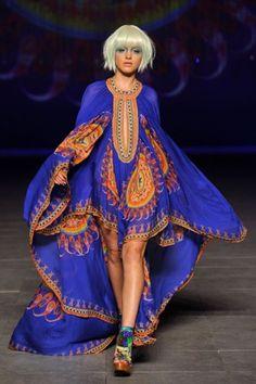 Mercedes-Benz Fashion Week Australia : CAMILLA