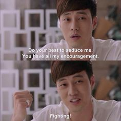 So Ji Sub <3 one of the best scenes from master's sun still in my head Fighting tea gong shil!!!