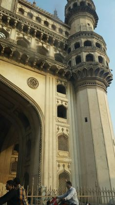 Charminar, the icon of Hyderabad