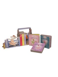 My First Angelina Ballerina Library from Whiz Kids: Summer Activity Books on Gilt