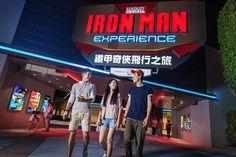 號召超級英雄!香港迪士尼樂園 「鐵甲奇俠飛行之旅」登場
