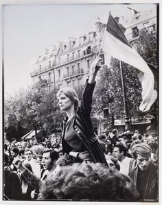 Marianne of 68
