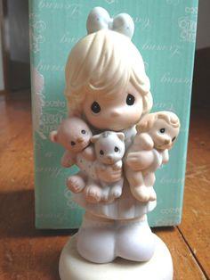 """Precious Moments - """"Family's Fur-ever"""""""