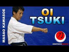 Masao Kawasoe - Oi-tsuki hi-class. Масао Кавазое - ой-тзуки высший класс. - YouTube