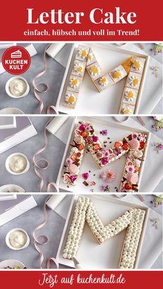 Mini Cakes, Cupcake Cakes, Sweet Bakery, Number Cakes, Food Decoration, Food Humor, Cake Art, Cake Designs, No Bake Cake