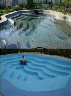 Schwimmbad selber bauen. Pool selber bauen beton. Pool selber ...