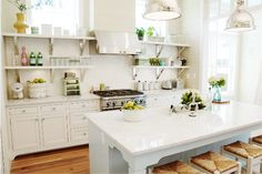 Pretty kitchen! urban grace interiors