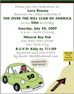 56 best over the hill party ideas images on pinterest anniversary