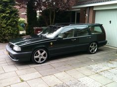 """volvo 850 pictures   Volvo 850R, Manual, LPi, Fasttech tune 285hp, 18"""" Pegs, Apex springs ..."""