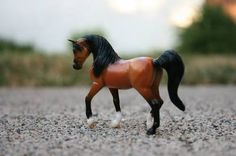Breyer model horse bay Stablemate G3 Arabian
