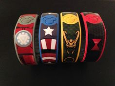 disney magic band avengers - Google Search