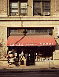 Candyland Store (St. Paul, Minnesota)