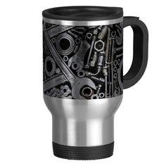 Mechanical Tools Travel Mug