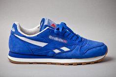 Reebok Classic Leather Vintage Union Blue
