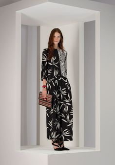 Etro Pre-Fall 2015 Fashion Show