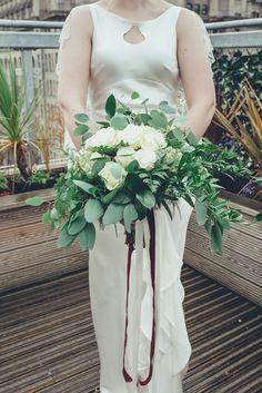 BAG OF 50 X 12 CM ASPARAGUS FERN LEAVES DARK GREEN BUTTONHOLE WEDDING BOUQUET/'S