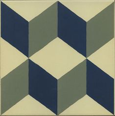 #floor #tile: Güell-1 20x20cm. 1900 series