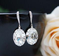 Gorgeous Swarovski Crystal drops!