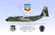 C-130E_3992_V1 - C-130E Prints - C-130 Hercules.net
