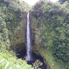 Akaka Falls, Hilo- Hawaii