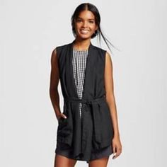 Shop Women'S Dressed Up Vest Outfit.