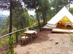 Hacer Glamping en los Pirineos es una aventura para toda la familia, que combina la diversión de dormir en la naturaleza con todas las comodidades de un ho en Lleida