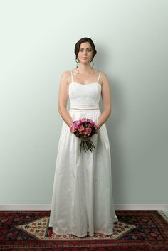 Beautiful Wedding Dresses and more lovingly designed and created in the heart of Wellington New Zealand by our small and experienced team at Sophie Voon Bridal. Dupion Silk, Classic Looks, Sash, Bodice, Highlights, Touch, Bridal, Detail, Wedding Dresses