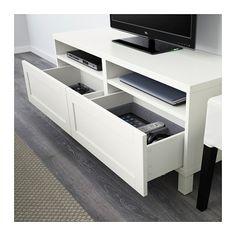 Tv bank weiß ikea  IKEA Österreich, Inspiration, Wohnzimmer, TV-Kombination BESTÅ ...