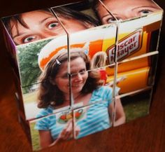 DIY Gift Idea: Picture Puzzle