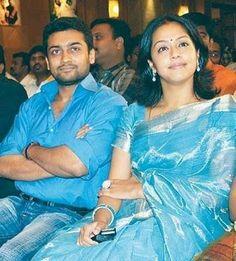 Surya-Jothika(Tamil Actors-India)