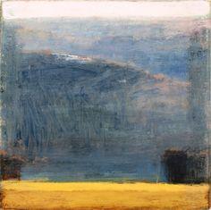 Landscape with Blue Hills by Michael Workman (800) 928-1644