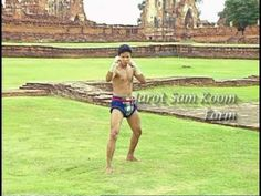 Chai Yuth - Muay Thai Vol 2 Relationship Between Weapons pt 1