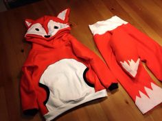 Fuchs-Kostüm