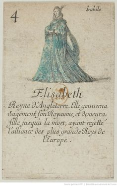 Jeu des reynes renommées : [jeu de cartes, estampe] ([2e et 3e états, en…