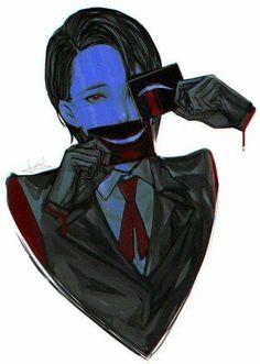 Furuta Nimura - The psychopath in disguise. Kaneki, Tokyo Ghoul Furuta, Nimura Furuta, Sad Art, Horror Art, Art Girl, Illustration Art, Illustrations, Anime Art