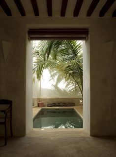 Images of the Milele House in Lamu Island, Kenya Earthy Home, Space Place, Interior Decorating, Interior Design, Take Me Home, Interior Exterior, Pool Designs, Architecture Design, Amazing Architecture