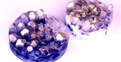 Create Soap That Looks Like Crystals