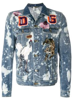 352acc48c4b97 1429 Best Decorated denim ( with a side of leather ) images in 2019 ...