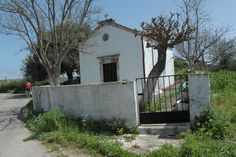 somewhere on the island, off trail, Crete
