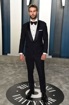 The Best Looks From The 2020 Oscars After Parties Christian Tumblr, Andrew Christian, Oscars, Chase Crawford, Nate Archibald, Leona Lewis, Katie Couric, Kim And Kanye, Celebrity Crush