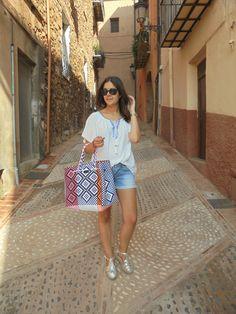 ETNIC BAG - Temporada: Primavera-Verano - Tags: casual, denim,  -  #FashionOlé