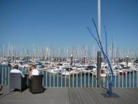 Jachthaven bij Breskens