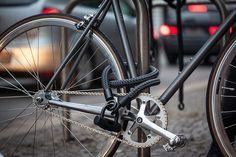 Tex Lock Fabric Bicycle Lock