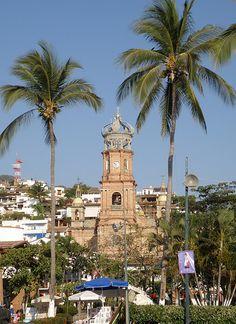 Cathedral: Puerto Vallarta, Mexico.