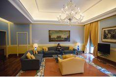 Grand Hotel Vesuvio Napoli, Neapel - Geschichten von unterwegs by Marion and Daniel-9