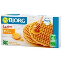 Bio Honey Wafels