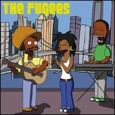 Les Simpsons font du bruit - Mars 2010