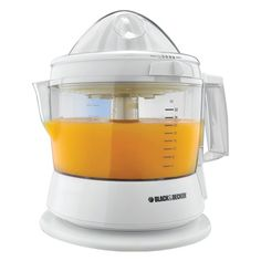 I pinned this Black & Decker Citrus Juicer from the Fresh & Fit event at Joss & Main!